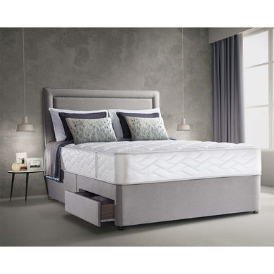 Sealy Performance Pearl Geltex Mattress / Bed Set