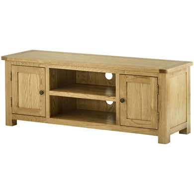 Binbrook Large TV Cabinet - Oak