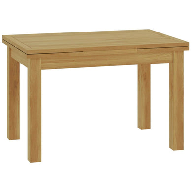 Binbrook Drawer Leaf Dining Table - Oak