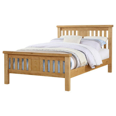 Newton High Foot End Bed Frame