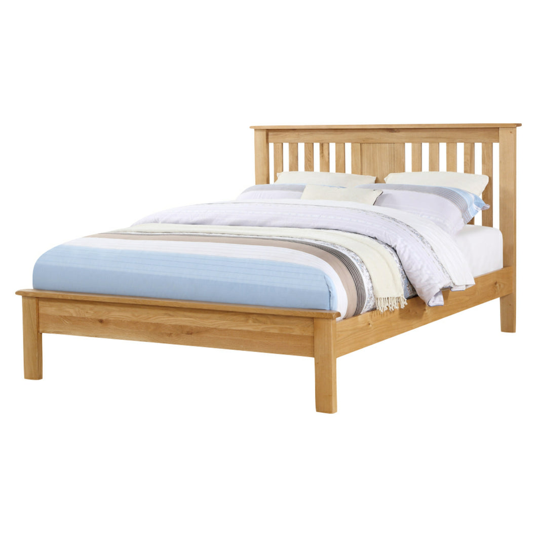 Newton Low Foot End Bed Frame