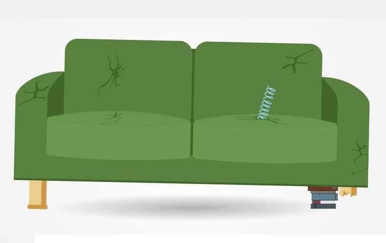 Sofa or Sofa Bed Disposal