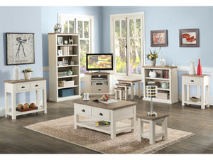 Saltfleet TV Units - 3 Sizes