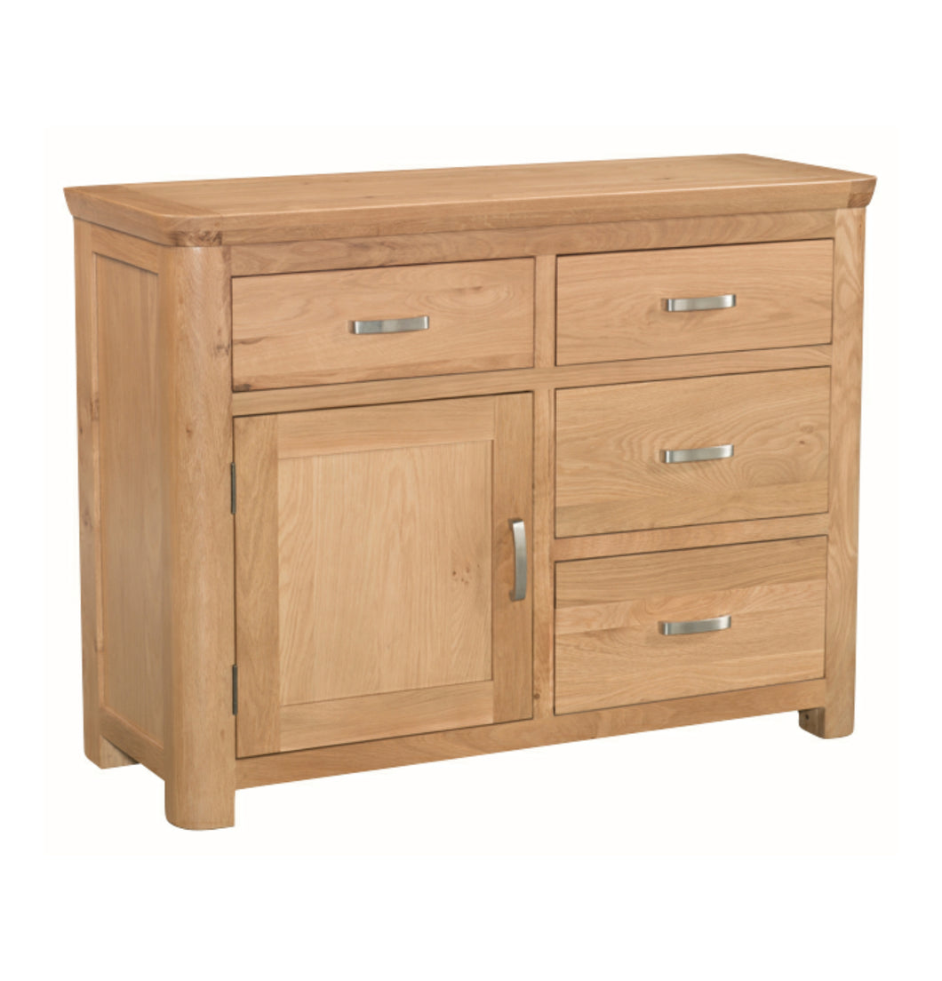 Tealby Small Sideboard - Oak