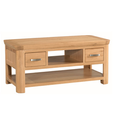 Tealby Standard Coffee Table - Oak