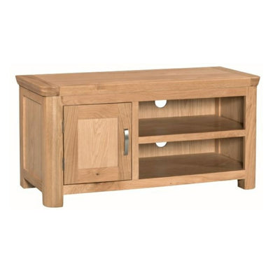 Tealby Standard TV Unit - Oak