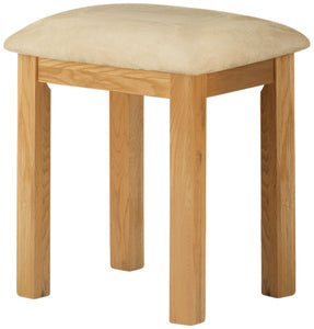 Binbrook Stool - Oak