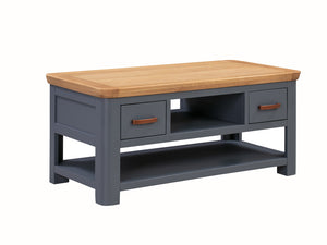 Tealby Painted Standard Coffee Table - 2 Colours