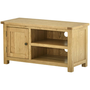Binbrook TV Cabinet - Oak