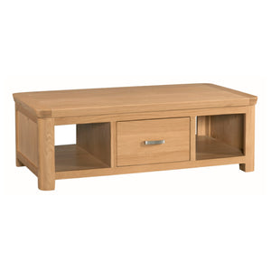 Tealby Large Coffee Table - Oak