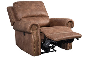Timberland Reclining Chair - Faux Leather