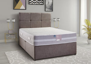 Ultra Edge Latex 1500 Mattress / Bed Set