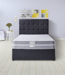 Ultra Edge Luxury 1500 Mattress / Bed Set
