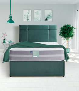 Ultra Edge Memory 1500 Mattress / Bed Set