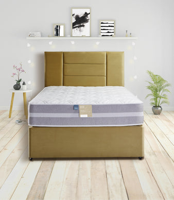 Ultra Edge Natural 1500 Mattress / Bed Set