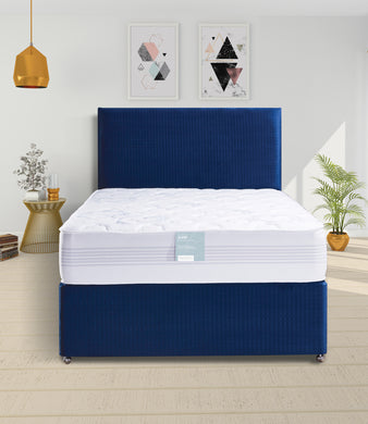 Ultra Sleep Exclusive 1500 Mattress / Bed Set