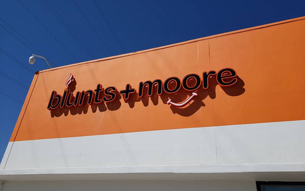 Blunts & Moore is Oakland's sixth operational adult use shop after two years of legalization.