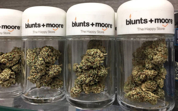 blunts+moore marijuana jars