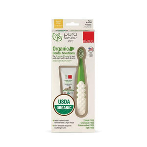 Pura Organic Dental Kit - Adult