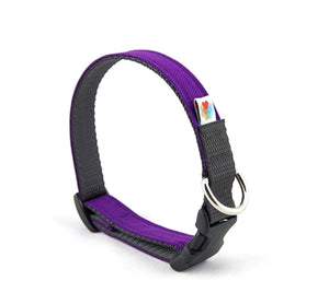 Wildebeest Collar Purple