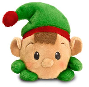 Fabdog Elf Faball Squeaky Dog Toy