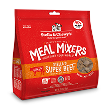 Stella and Chewy's Super Beef Freeze Dried Meal Mixers