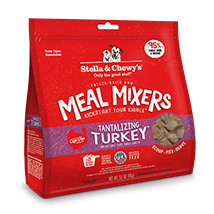 Stella and Chewy's Tantalizing Turkey Freeze Dried Meal Mixers