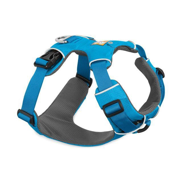 RUFFWEAR Front Range Harness Blue Dusk Medium