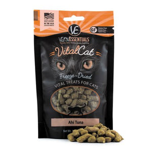 Vital Essentials Cat Ahi Tuna Freeze-Dried Treats