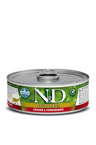 N&D Chicken and Pomegranate Wet Food