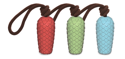 Pinecone Rubber Toy