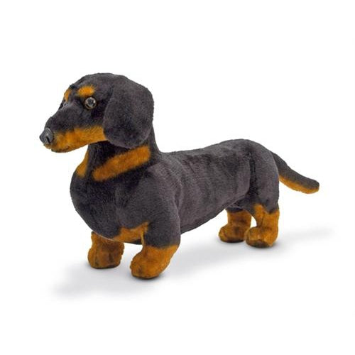 Melissa and Doug Dachshund - Plush