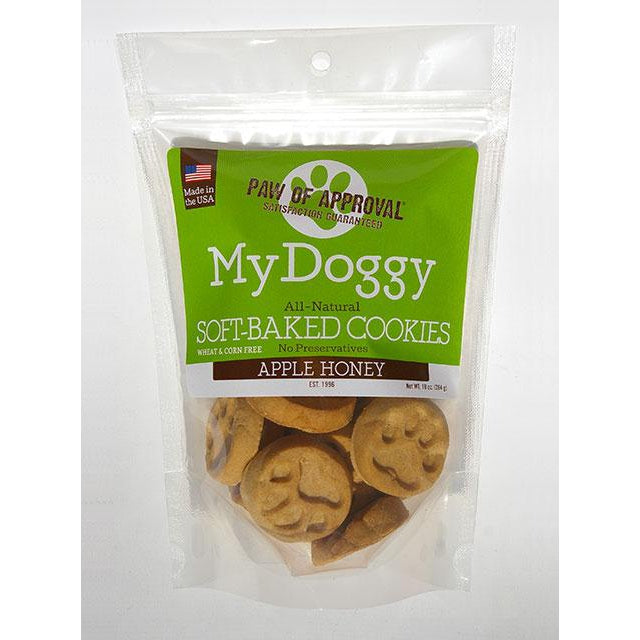 My Doggy Apple and Honey Soft-Baked Cookies