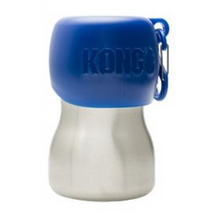 Load image into Gallery viewer, KONG 9.5 oz Stainless Steel Dog Water Bottle