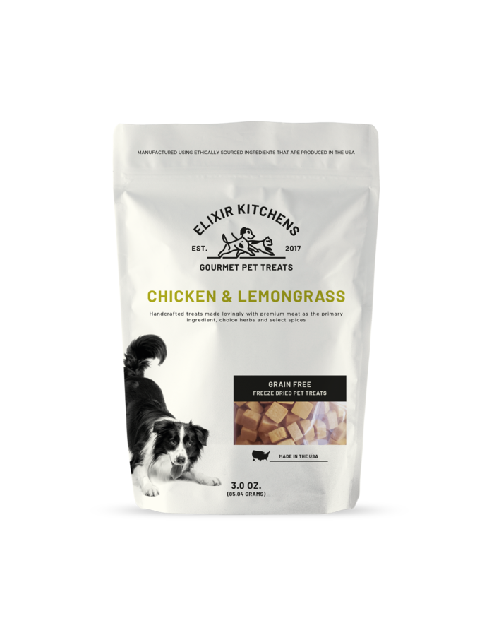 Elixir Kitchens Chicken & Lemongrass