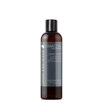 Kin and Kind Charcoal Shampoo