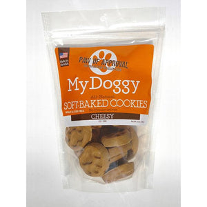 My Doggy Cheesy Soft-Baked Cookies