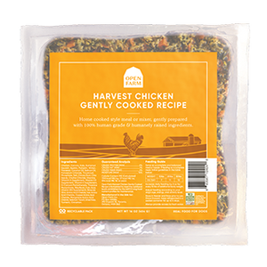 Open Farm Harvest Chicken Gently Cooked Recipe