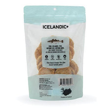 Load image into Gallery viewer, Icelandic+ Cod Fish Chips Dog Treat 2.5-oz Bag