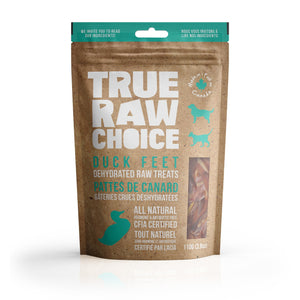 True Raw Choice Duck Feet