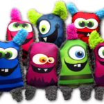 Cycle Dog Duraplush Monsters