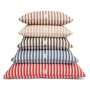 Mission Pets Eco-friendly Vintage Stripe Envelope Bed