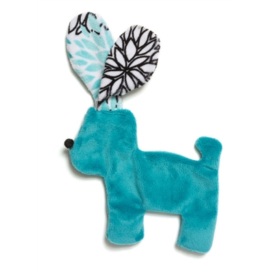 West Paw Floppy Dog - Unstuffed Dog Toy