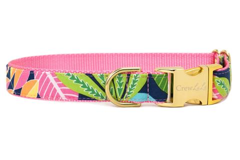 Crew LaLa Hawaiin Punch Dog Collar