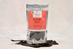 Mika & Sammy's Dehydrated Jerky Treat - Blazin' Beef