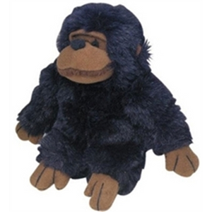 "MultiPet - Look Who's Talking Dog Toys - 5"" Chimpanzee"