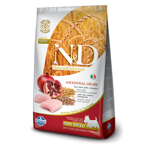 N&D Ancestral Grain Chicken and Pomegranate Adult