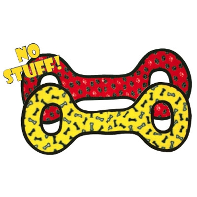 Tuffy's Pet Toys *NO STUFF* Ultimate Tug-O-War