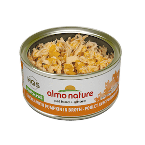 Almo Nature Natural Chicken with Pumpkin