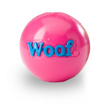 Load image into Gallery viewer, Planet Dog Orbee-Tuff® Woof. Ball